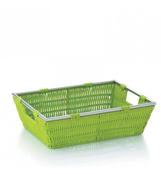 KELA Koszyk łazienkowy NOBLESSE zielony 33 x 25 x 10 cm / FreeForm