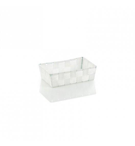 KELA Koszyk łazienkowy ALVARO biały 23 x 15 x 6 cm / FreeForm