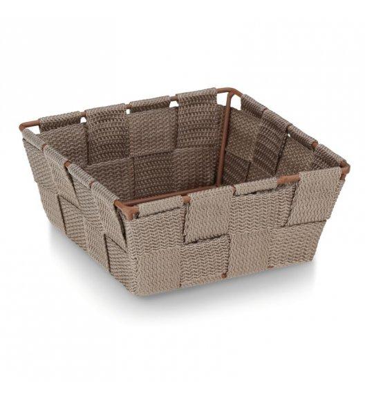 KELA Koszyk łazienkowy ALVARO jasnobrązowy 14 x 14 x 6 cm / FreeForm