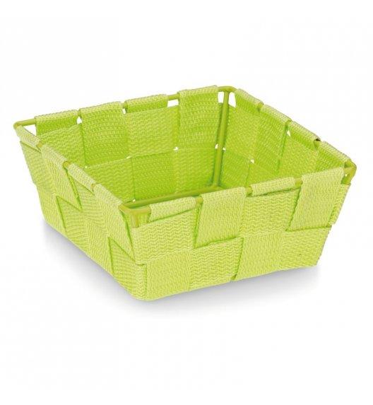 KELA Koszyk łazienkowy ALVARO zielony 14 x 14 x 6 cm / FreeForm