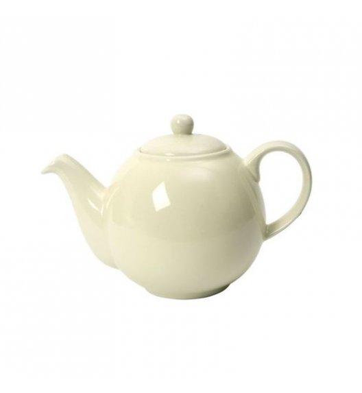 LONDON POTTERY Dzbanek do herbaty GLOBE 0,6 l kremowy / FreeForm