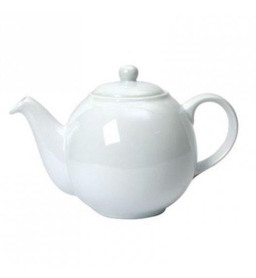 LONDON POTTERY Dzbanek do herbaty GLOBE 1,5 l biały / FreeForm