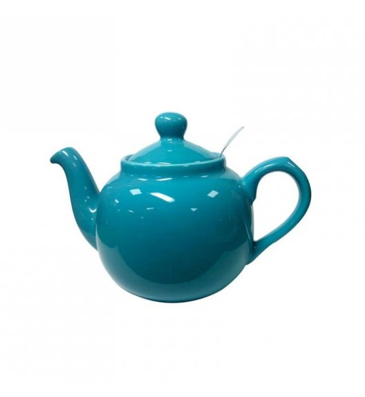 LONDON POTTERY Dzbanek do herbaty z filtrem FARMHOUSE FILTER 0,6 l morski / FreeForm