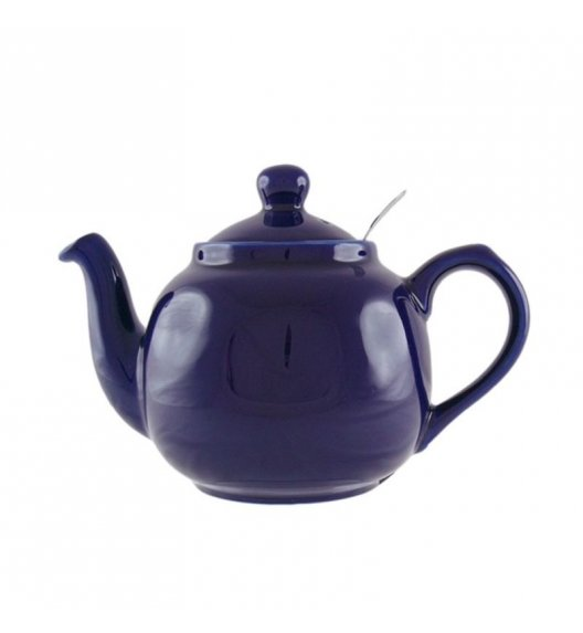 LONDON POTTERY Dzbanek do herbaty z filtrem FARMHOUSE FILTER 1,2 l kobaltowy / FreeForm
