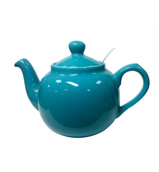 LONDON POTTERY Dzbanek do herbaty z filtrem FARMHOUSE FILTER 1,2 l morski / FreeForm