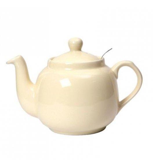 LONDON POTTERY Dzbanek do herbaty z filtrem FARMHOUSE FILTER 1,8 l kremowy / FreeForm