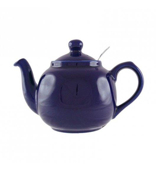 LONDON POTTERY Dzbanek do herbaty z filtrem FARMHOUSE FILTER 1,4 l kobaltowy / FreeForm