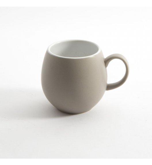 LONDON POTTERY Kubek ceramiczny do herbaty PEEBLE 0,2 l beżowy / FreeForm