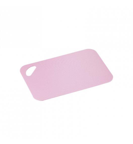 ZASSENHAUS Zestaw 2 elastycznych mat do krojenia 29 x 19 cm, różowe / FreeForm