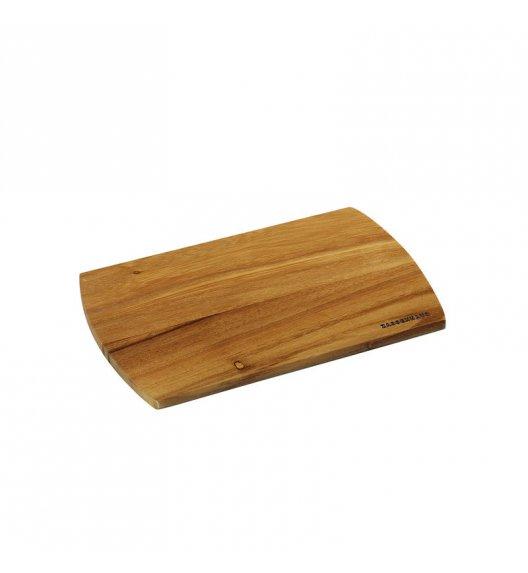 ZASSENHAUS Deska do krojenia z drewna akacjowego 26 × 17 × 1 cm