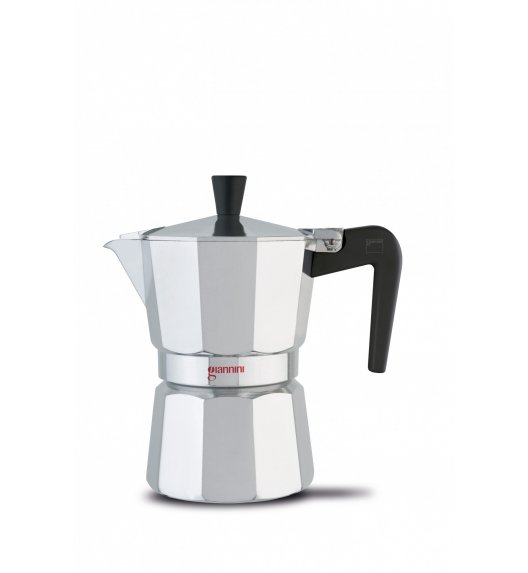 GIANNINI NINA Kawiarka aluminiowa do espresso 150 ml (3 TZ)