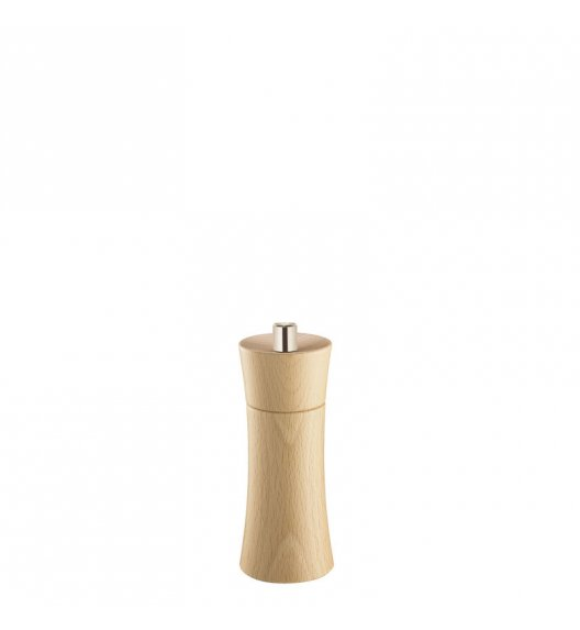 ZASSENHAUS Młynek do pieprzu FRANKFURT ⌀ 5,8 x 14 cm, naturalny / FreeForm