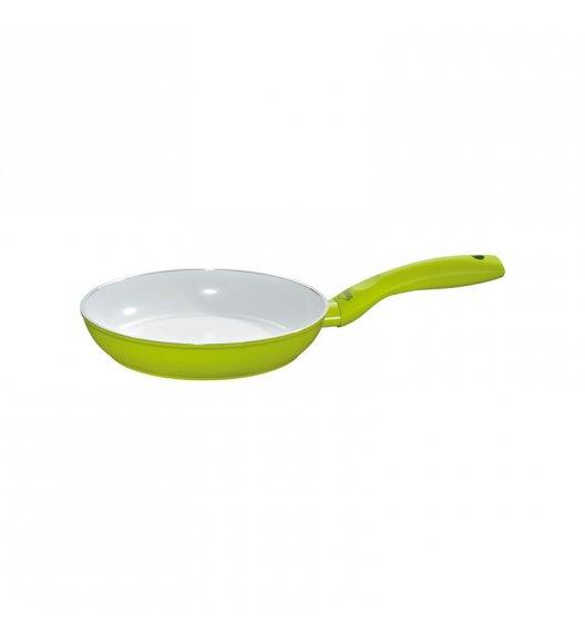 KUCHENPROFI Patelnia z powłoką ceramiczną 20 cm / zielona / FreeForm