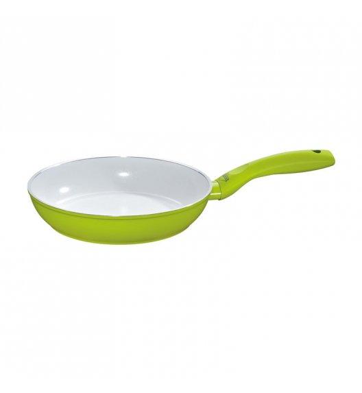 KUCHENPROFI Patelnia z powłoką ceramiczną 24 cm / zielona / FreeForm