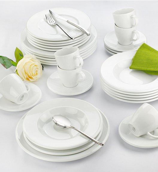 ARZBERG NOVO Serwis obiadowo-kawowy 30 el / 6 os / porcelana + GRATIS / Made in Germany
