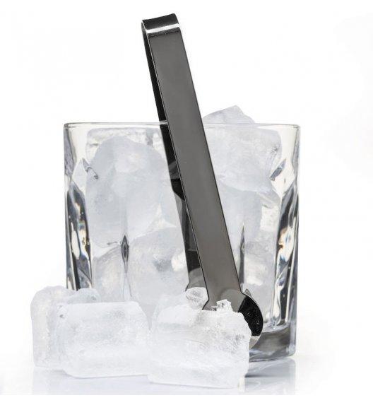 SAGAFORM Pojemnik na lód ze szczypcami ⌀ 12,5 x 12 cm / FreeForm