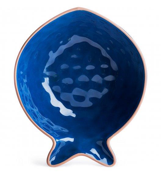 SAGAFORM Niebieska miska do serwowania, mała rybka SEAFOOD / FreeForm