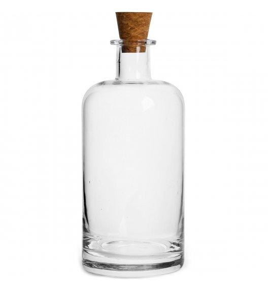 SAGAFORM Szklana karafka z klasycznym korkiem 0,8 l KITCHEN / FreeForm