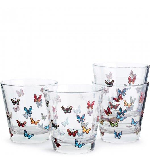 SAGAFORM Zestaw 4 szklanek 0,2 l butterfly KITCHEN / FreeForm