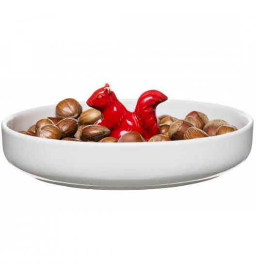 SAGAFORM Miska do serwowania z wiewiórką ⌀ 19 cm CHRISTMAS / FreeForm