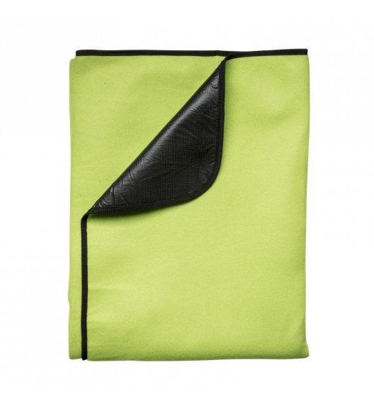 SAGAFORM Nieprzemakalny koc piknikowy PICNIC zielony / FreeForm