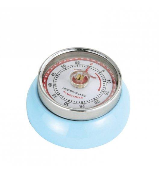 ZASSENHAUS SPEED Timer mechaniczny ⌀ 7 cm błękitny / FreeForm