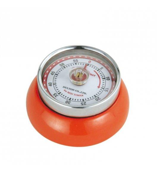 ZASSENHAUS SPEED Timer mechaniczny ⌀ 7 cm pomarańczowy / FreeForm