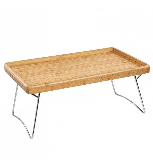 ZASSENHAUS Bambusowy stolik śniadaniowy 53x32x6 cm ECO LINE / FreeForm