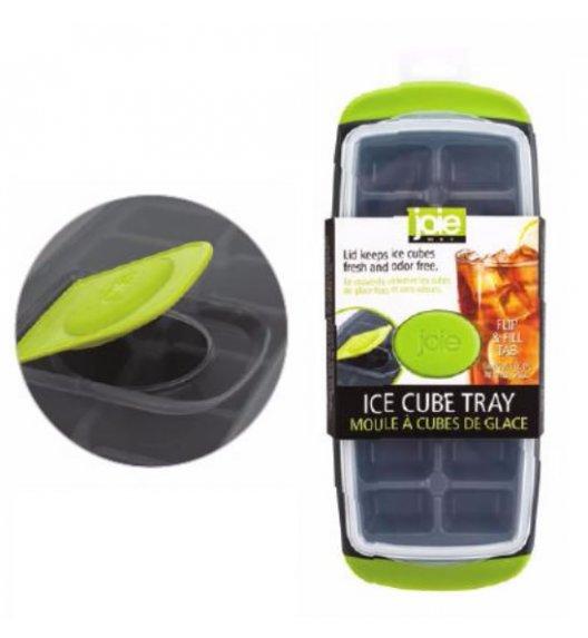 MSC Foremka do lodu z pokrywką 14 kostek / szaro-zielona / FreeForm