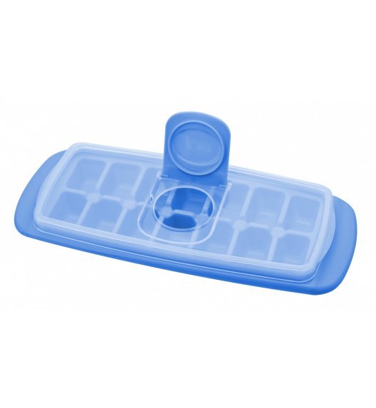MSC Foremka do lodu z pokrywką 28,5 x 12 cm / niebieska / FreeForm