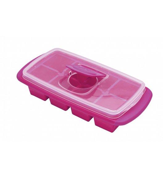 MSC Foremka do lodu z pokrywką 22 x 13 x 5,5 cm / fioletowa / FreeForm