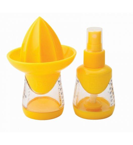 MSC Wyciskacz i spryskiwacz do cytrusów 30 ml żółty / FreeForm