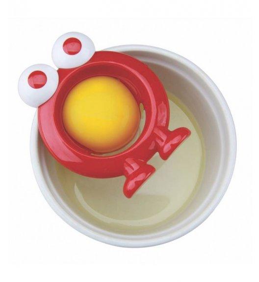 MSC Rozdzielacz żółtka i białka ⌀ 7×11 cm czerwony EGG WATCHER / FreeForm