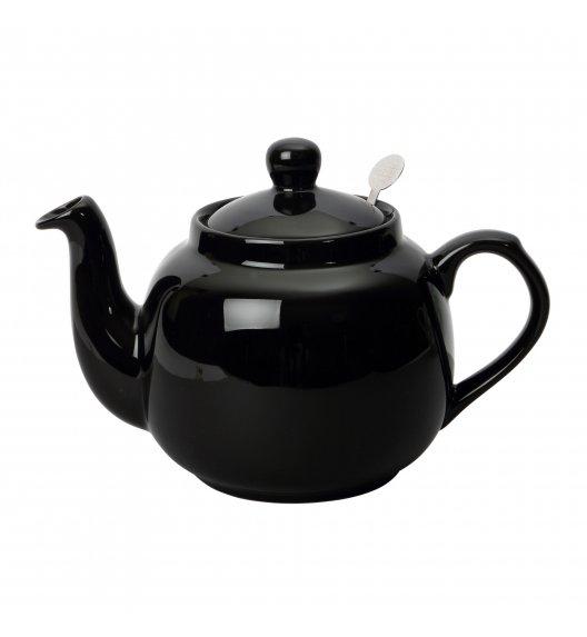LONDON POTTERY Dzbanek do herbaty 0,6 L FARMHOUSE FILTER czarny / FreeForm