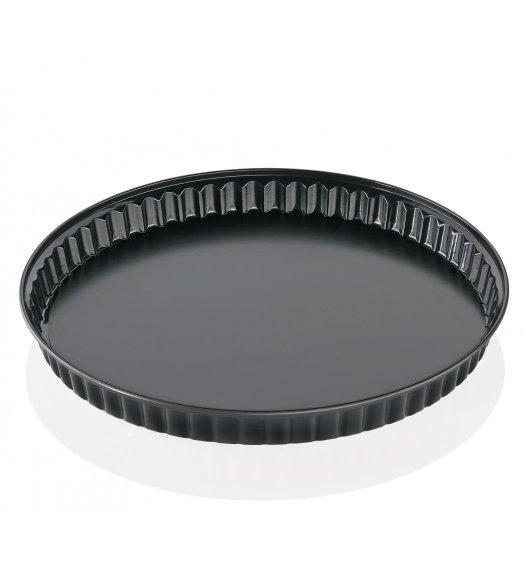 KUCHENPROFI Forma do pieczenia z ruchomym dnem ⌀ 28 cm PATISSIER czarna / FreeForm