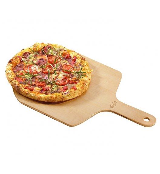KUCHENPROFI Drewniana łopata do pizzy 29 x 45 cm / FreeForm