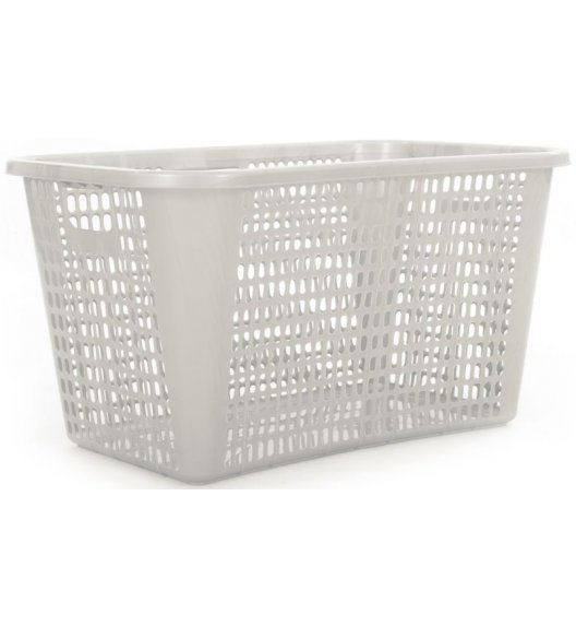 ODELO PLASTIC Kosz do przechowywania / na pranie 65 L /biały / OD8008