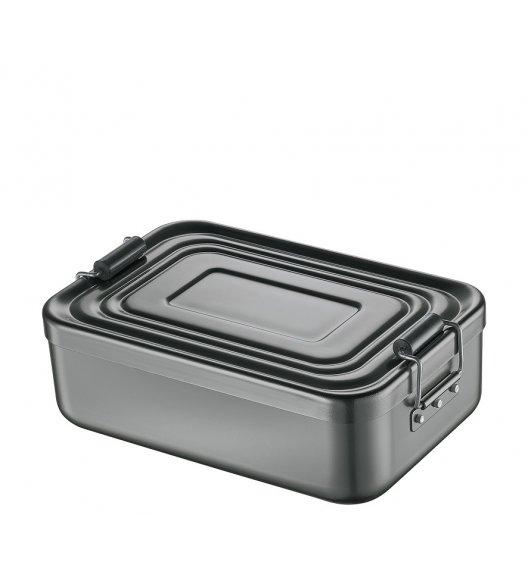 KUCHENPROFI Pojemnik na lunch 18 x 12 x 6 cm, szary / FreeForm