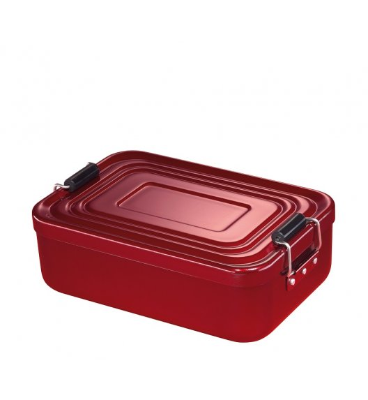 KUCHENPROFI Pojemnik na lunch 18 x 12 x 6 cm, czerwony / FreeForm