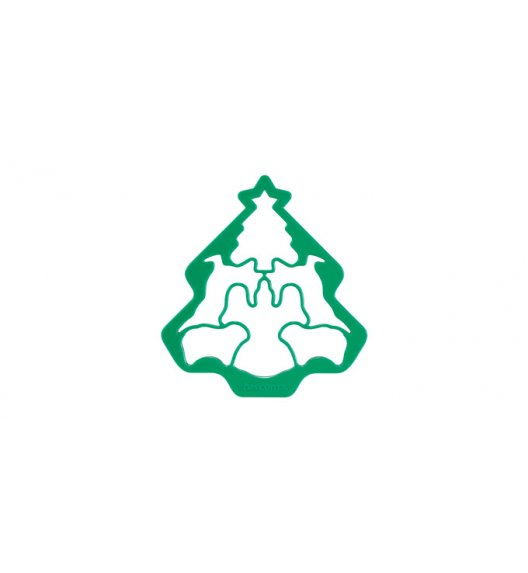 TESCOMA DELICIA Uniwersalny wykrawacz bożonarodzeniowy 6w1 / 630899.00