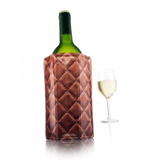 VACU VIN Aktywny schładzacz do wina Skóra / tworzywo sztuczne / LENA