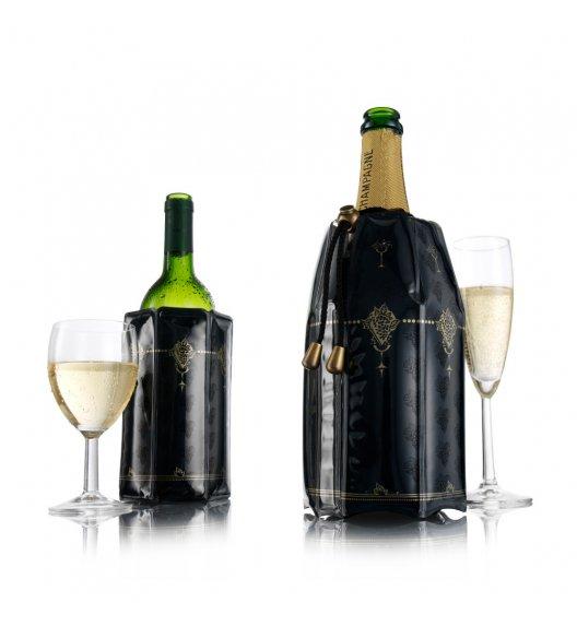 VACU VIN Komplet aktywne schładzacze do wina i szampana Klasyczne / tworzywo sztuczne / LENA