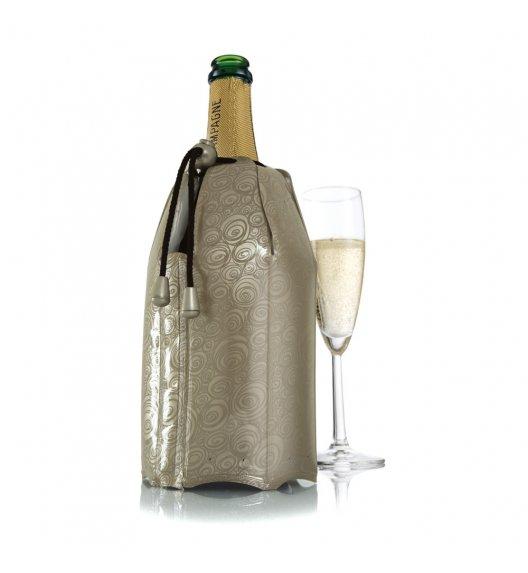 VACU VIN Aktywny schładzacz do szampana Platynowy / tworzywo sztuczne / LENA