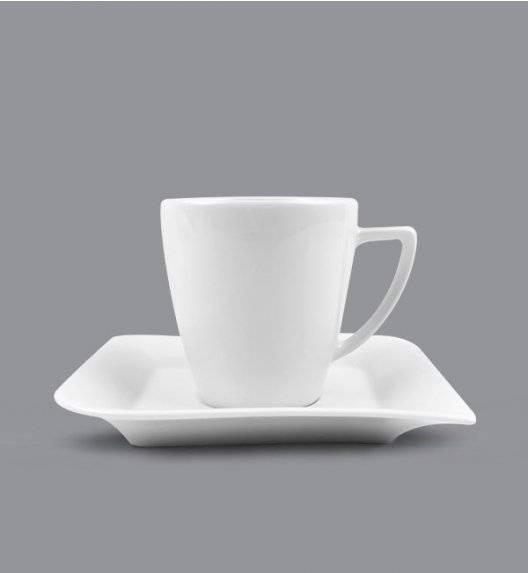 LUBIANA OPERA Filiżanka 200 ml + spodek 14,5 cm / porcelana
