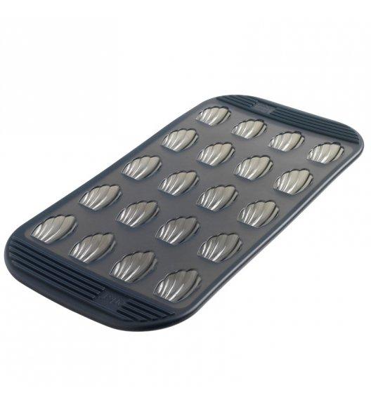 MASTRAD Forma na 20 mini magdalenek / tworzywo sztuczne / ciemnoszara / LENA