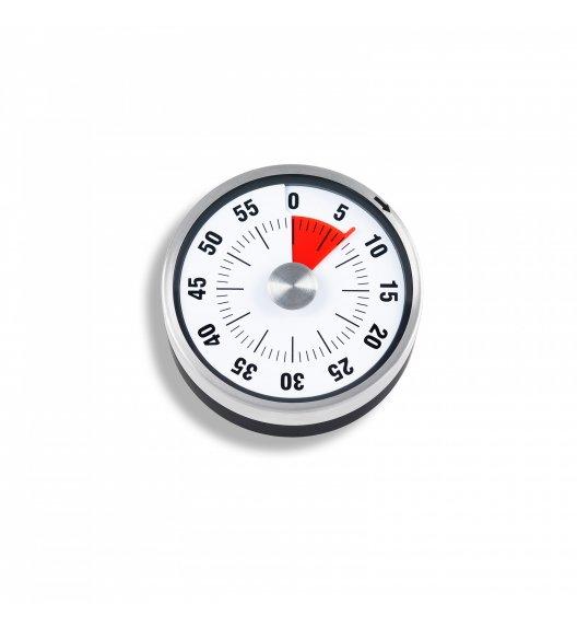 ADE Minutnik mechaniczny z magnesem ⌀ 8 x 3 cm / czarny / FreeForm