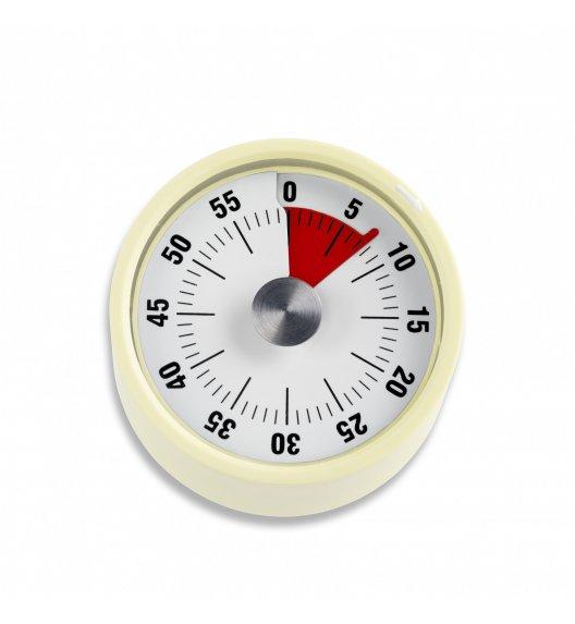 ADE Minutnik mechaniczny z magnesem ⌀ 6 x 3,5 cm / kremowy / FreeForm