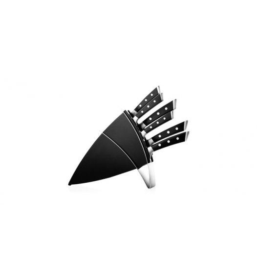 TESCOMA AZZA Noże kuchenne w bloku 7 elementów / zobacz film