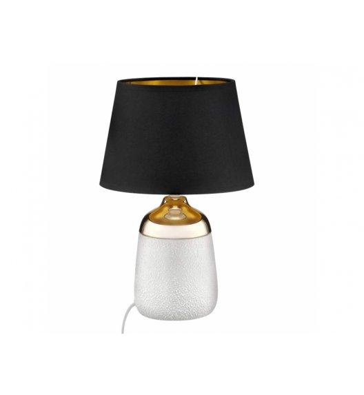 DOMOTTI LIVING Lampka stojąca 24 x 37 cm / złota / ceramika / 69207