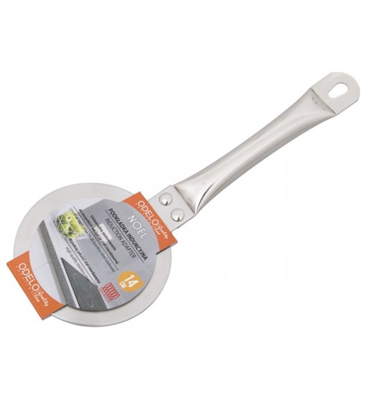 ODELO NOEL Adapter na kuchnię indukcyjną 14 cm / stal nierdzewna